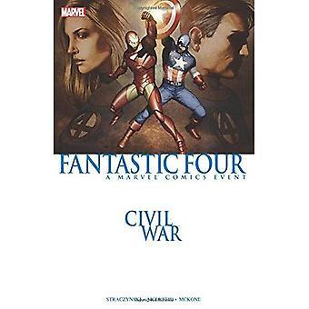Burgeroorlog: Fantastic Four (nieuwe afdrukken)