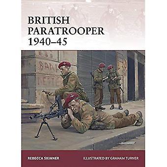 Brittiska fallskärmsjägare 1940-45 (krigare)