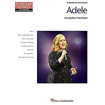 Adele: Iskelmiä sarja (iskelmiä: Hal Leonard opiskelija Piano kirjasto)