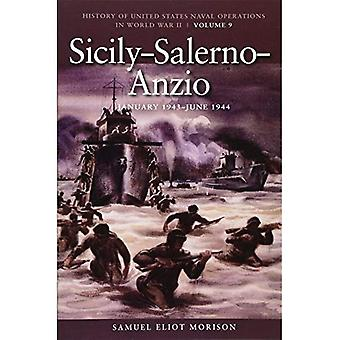 Sicilia-Salerno-Anzio, giugno 1943 - giugno 1944
