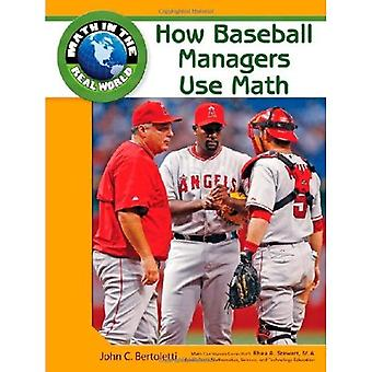 Comment les gestionnaires de Baseball utilisent Math