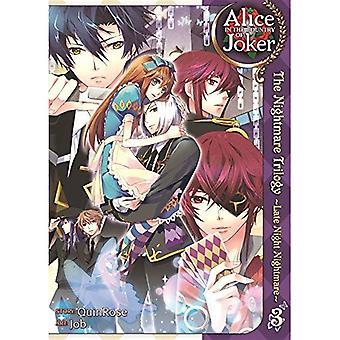 Alice in the Country of Joker Nightmare Trilogy Vol. 3