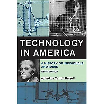 Technology in America: A History of Individuals and Ideas (Technology in America)