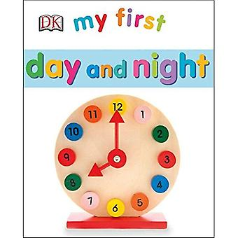 Min første dag og nat (min 1st bestyrelsen bøger) [Board bog]