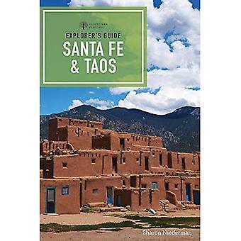 Explorer's Guide Santa Fe & Taos (Explorer's Complete)