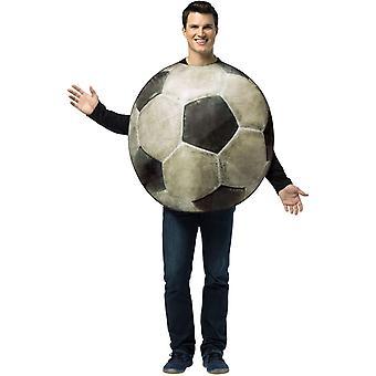 Fotball Ball voksen drakt