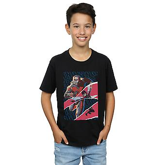 Marvel Boys Avengers Ant-Man And The Wasp Collage T-Shirt