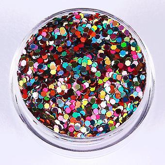Glitter blanding-Regnbågsregn