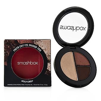 Smashbox Photo Edit Eye Shadow Trio - # Holy Crop (Miss Chili Outfoxed Loungerie) - 3.2g/0.11oz