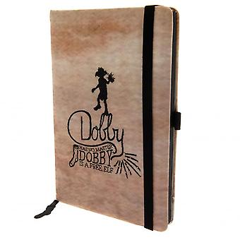 Harry Potter Official Dobby Premium Notebook