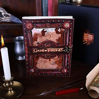 Game of Thrones Seven Kingdoms Large Journal