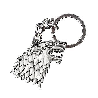 Spel der tronen Stark Sigi sleutelhanger