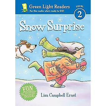 Snow Surprise by Lisa Campbell Ernst - 9780152065591 Book