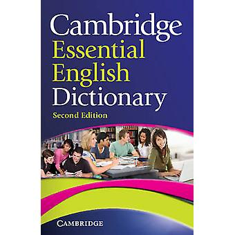Cambridge Essential English Dictionary (2nd Revised edition) - 978052