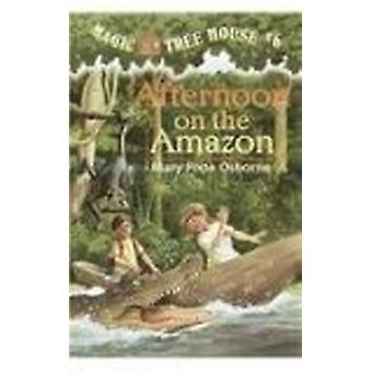 Afternoon on the Amazon by Mary Pope Osborne - Salvatore Murdocca - 9