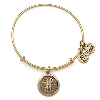 Alex et Ani initiale H or bracelet A13EB14HG