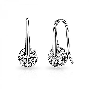 Atlas earrings created with swarovski® crystals