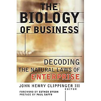 Biology Business Decoding Natural Laws