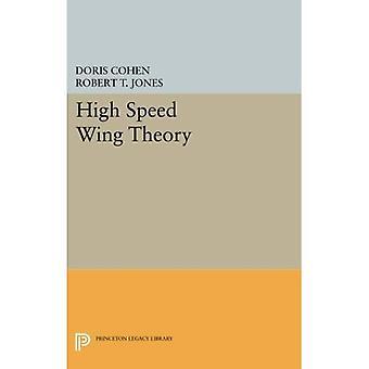 High Speed Wing Theory (Princeton Aeronautical Paperbacks)