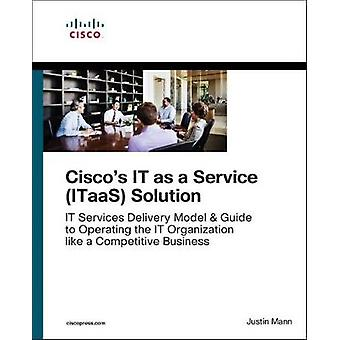 Cisco IT as a Service (ITaaS) Framework - IT Services Delivery Model &