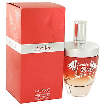 Lalique Azalee by Lalique Eau De Parfum Spray 3.3 oz / 100 ml (Women)