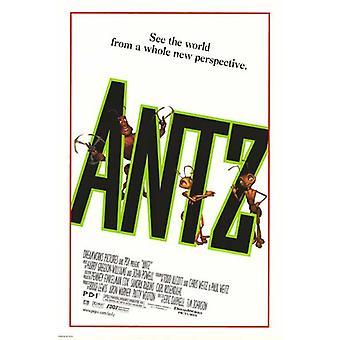 Antz (Double Sided Regular) (1998) Original Cinema Poster