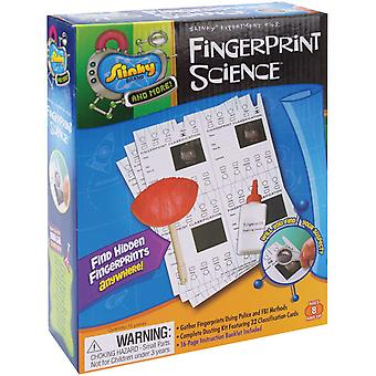 D'empreintes digitales Science Kit Ps2011