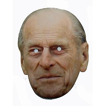 Celebrity Mask Prince Philip Pack of 10