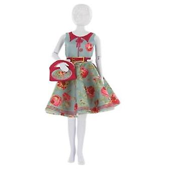 Dress Your Doll Peggy Peony (Toys , Educative And Creative , Design And Mode , Mode)