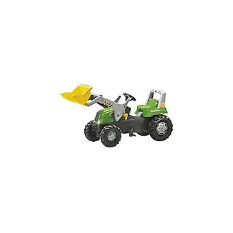 Rolly Toys 811465 RollyJunior RT Traktor mit Lader