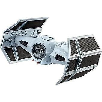 Revell 03602 Star Wars Darth Vader´s Tie Fighter Sci-Fi spacecraft assembly kit