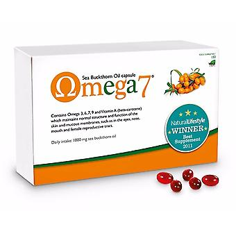 Pharma Nord Omega 7 Sea Buckthorn Oil (omega 3, 6, 7 & 9) 150 capsules