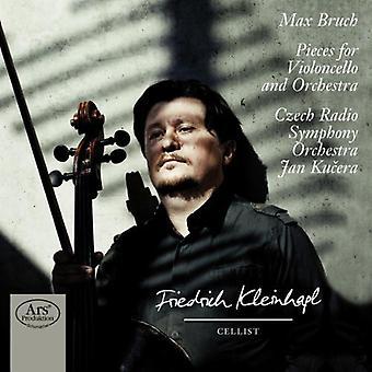 Bruch / Kleinhapl / tan Des Tschech Rundfunks - piezas para violonchelo Orquesta [SACD] USA import