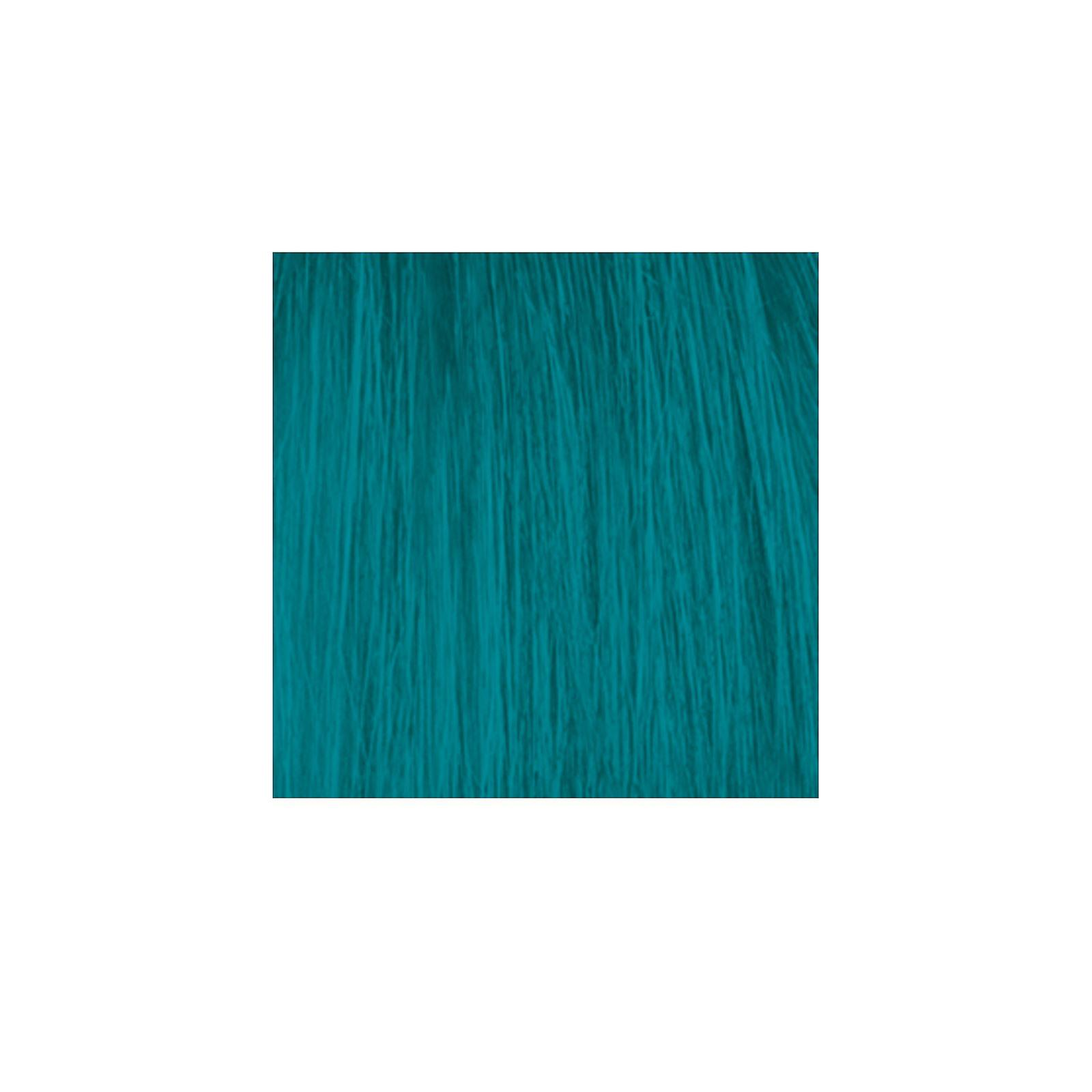 Hair Dye Semi Permanent by Stargazer - UV TURQUOISE With Free Gloves