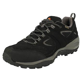 Mens Merrell Gore-Tex Casual Shoes Rival Silverton