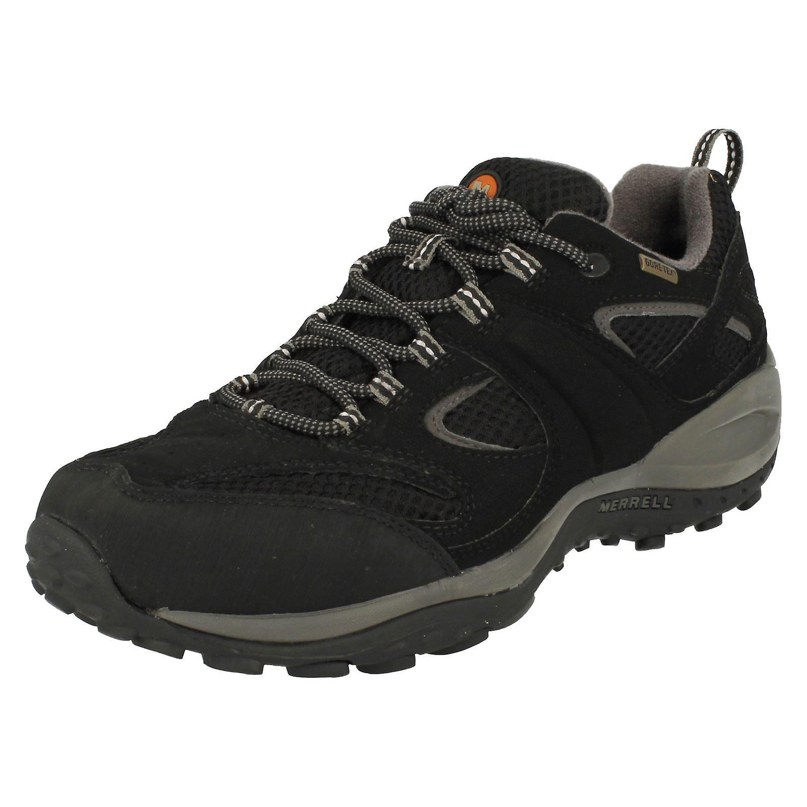 Mens Merrell Gore-Tex Casual Shoes Rival Silverton Silverton Silverton 1d5bb0