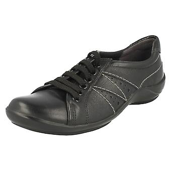 Laides K's By Clarks Lace Up Shoes Fine Move
