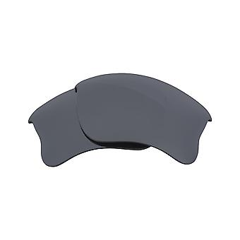 New SEEK Replacement Lenses for Oakley HALF JACKET 2.0 XL Silver Mirror