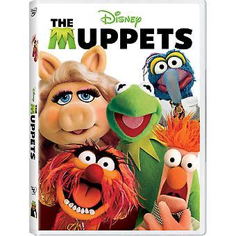 Muppets [DVD] USA import