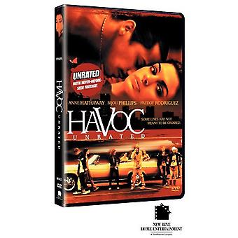 Import USA ravages [DVD]