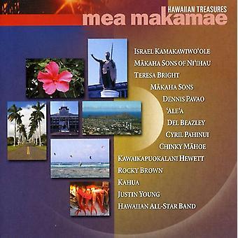 MEA Makamae Hawaiian skatte - Mea Makamae Hawaiian skatte [CD] USA import