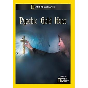 Psykiska guld jakt [DVD] USA import