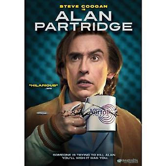 Importer des USA d'Alan Partridge [DVD]