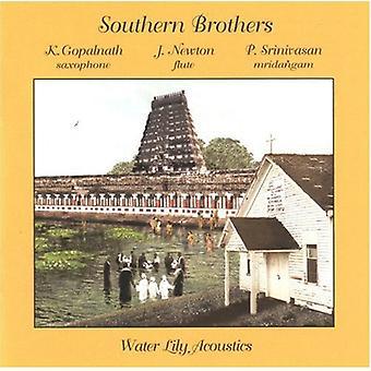 Newton/Gopalnath/Kirsten - sydlige brødre [CD] USA import
