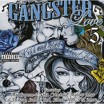 Gangster kærlighed - Vol. 5-Gangster kærlighed [CD] USA importerer