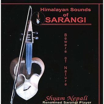 Shyam Nepali - Himalayan Sounds of Sarangi [CD] USA import