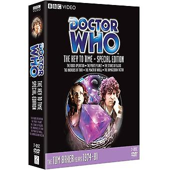 Doctor Who - Doctor Who: Nyckeln till tid [DVD] USA import