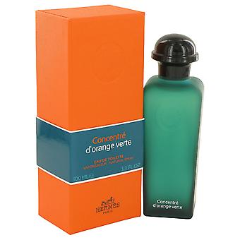 Hermes Women Eau D'orange Verte Eau De Toilette Spray Concentre (Unisex) By Hermes