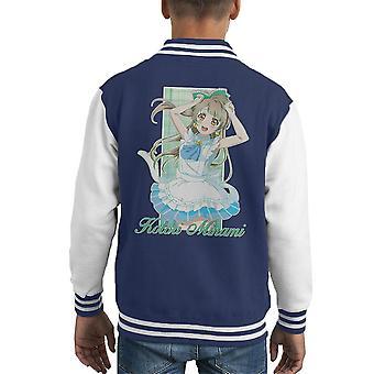 Kotori Minami Love Live School Idol Project Music Kid's Varsity Jacket