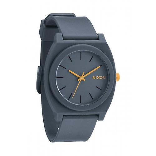 Nixon The Time Teller P - Matte Steel Gray